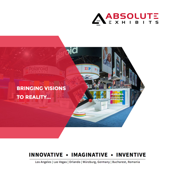 Absolute Exhibits trade show exhibit
