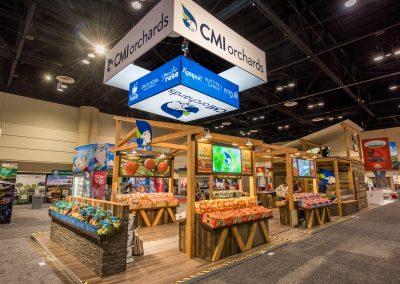 Columbia Marketing International - CMI Apples - Produce Marketing Association Fresh Summit 2016