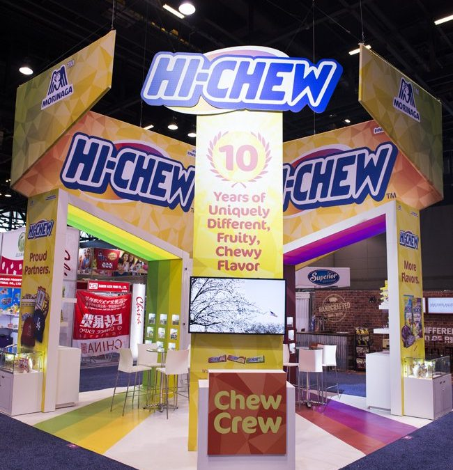 6 20x20 Trade Show Booth Design Ideas   Absolute Exhibits, Inc.