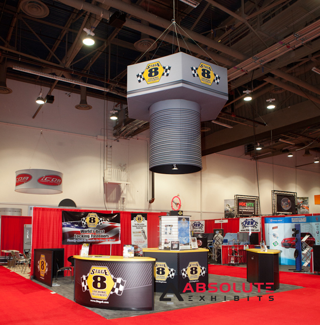 NADA Trade Show Booth Design Ideas | Absolute Exhibits, Inc.