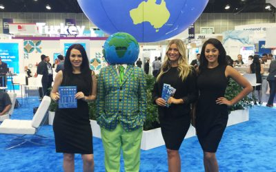 Art in Motion: How to Draw More People to Your Trade Show Exhibit