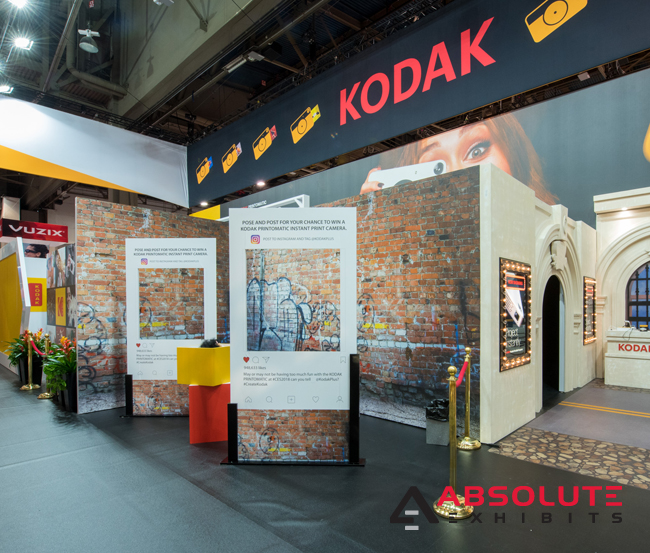 Tips for Fun Trade Show Booth Designs and Experiential Events