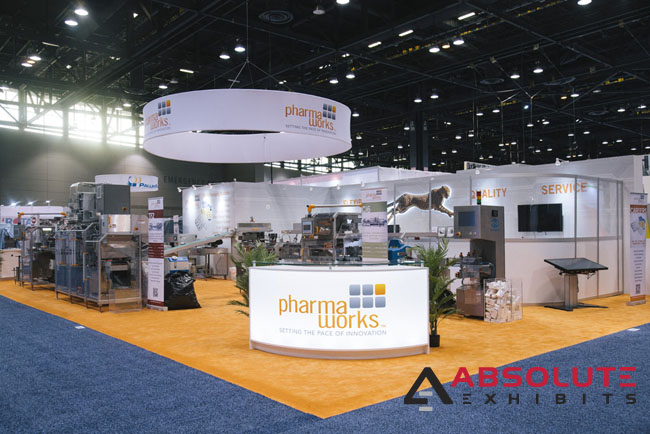 6 Exciting Trade Show Booth Design Ideas for 2019 | Absolute ...