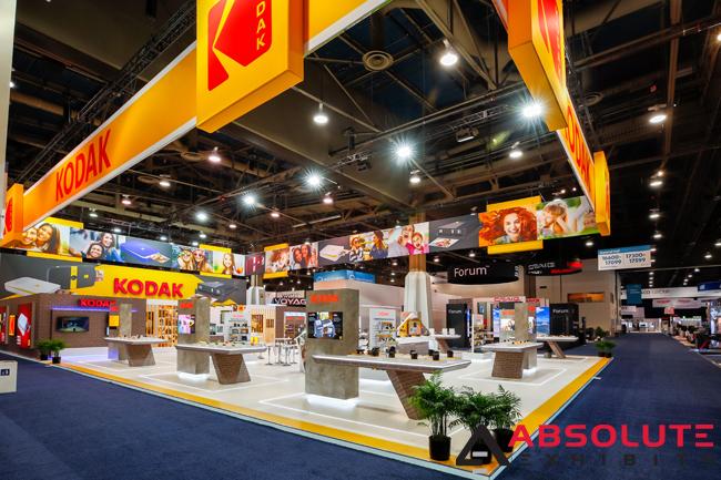Kodak-trade-show-exhibit