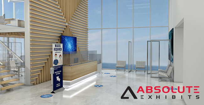 reception area workplace refresh