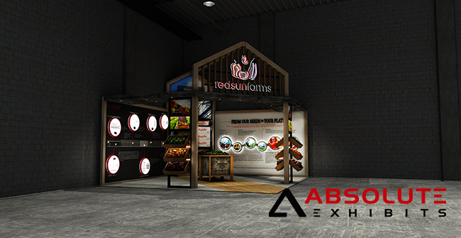 experience centers Absolute Exhibits showroom